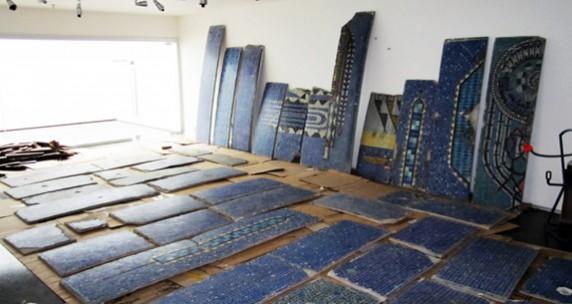 Lost Mosaic Wall image'