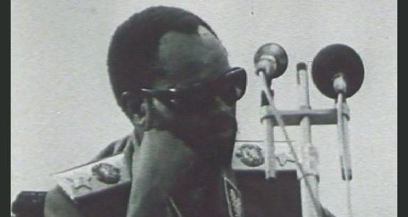 """""""Still taken from """"Os Comprometidos – Actas de um processo de descolonização"""", Mozambique INC 1983."""