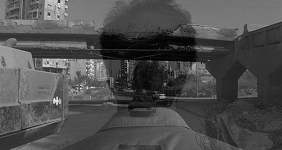 Still from (Posthume), Ghassan Salhab, 2007