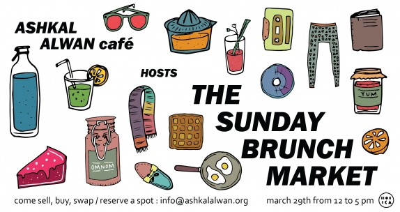 Sunday Brunch Market