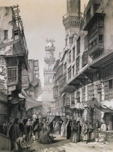 HAY, Robert, Esq. Illustrations of Cairo, London, Tilt and Bogue, 1840.